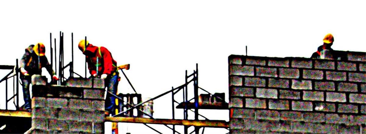 Monter un mur en parpaing for Monter sa maison