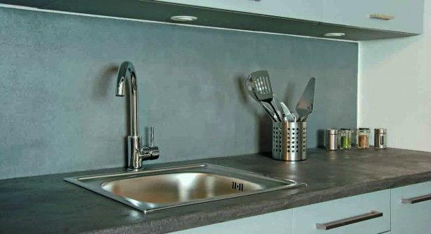 Application et prix du b ton min ral for Enduit beton mineral