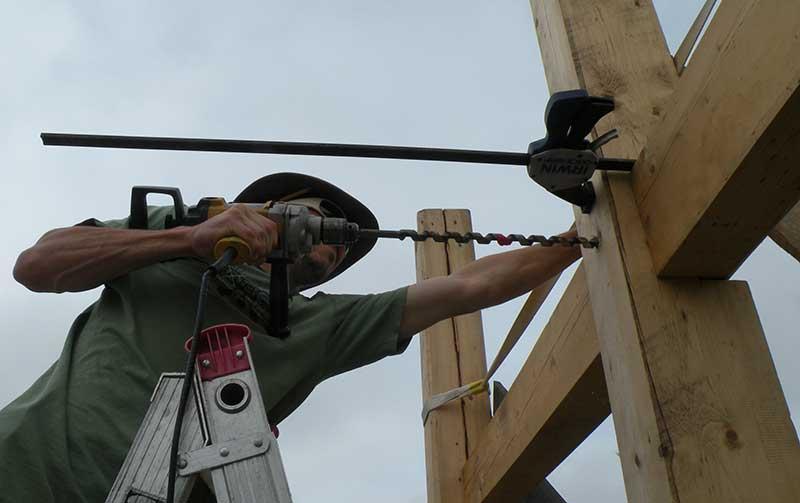 Prix de construction d un garage en bois for Construire son garage en bois
