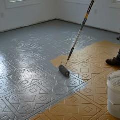 Travaux bricolage et joint carrelage salle de bain for Peindre son carrelage