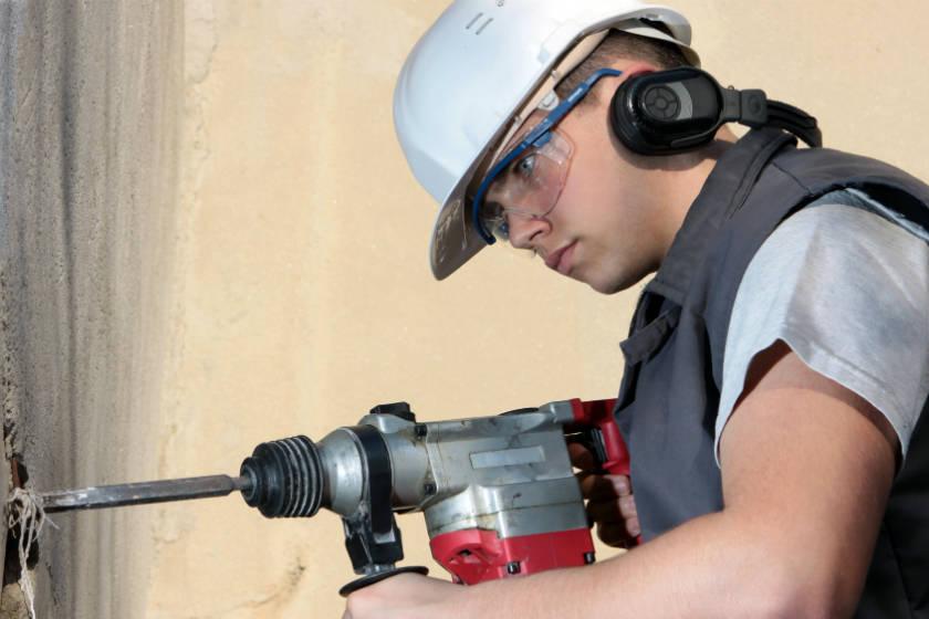 Prix de location mat riel de chantier et machines de - Location marteau piqueur ...
