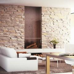Poser des pierres de parement