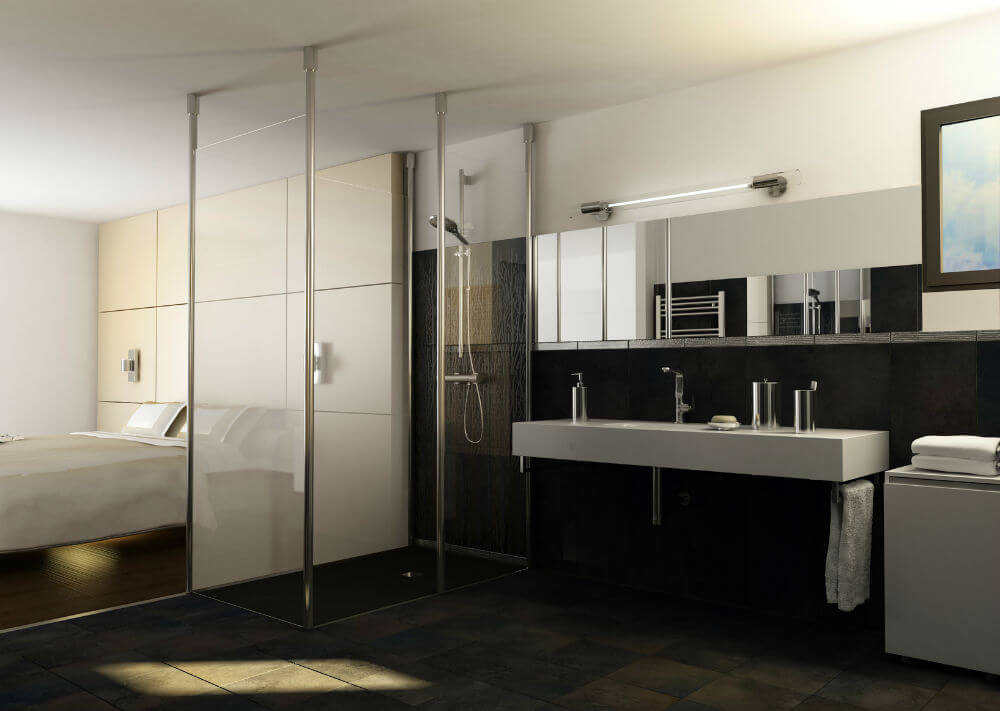Am nager une suite parentale for Amenagement garage en suite parentale