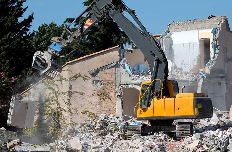 devis démolition maison