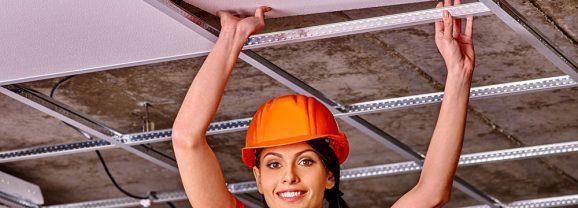 Prix d'un plafond suspendu