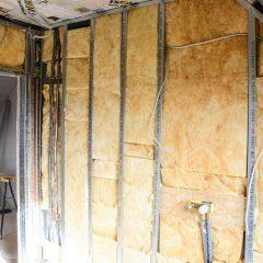 Isolation et ventilation travaux bricolage - Isoler un mur phoniquement ...
