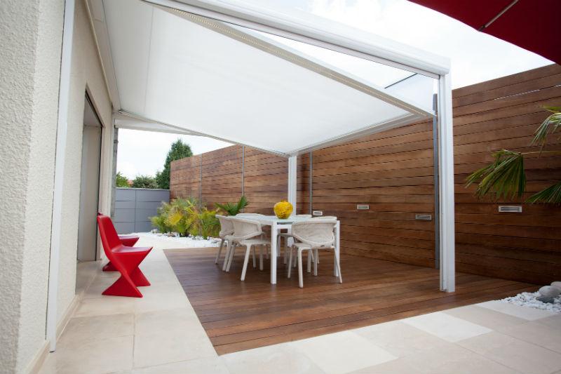 D claration et permis de construire terrasse for Construire terrasse beton