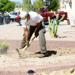 Tarif d'un jardinier professionnel