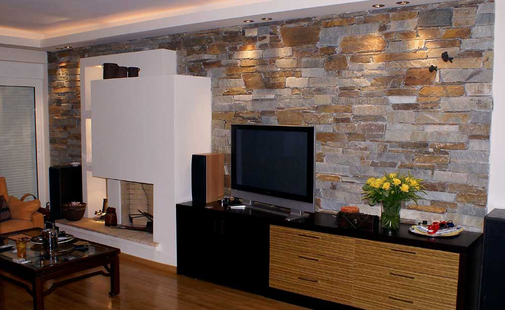 Comment r nover un mur en pierre - Renovation mur ancien interieur ...