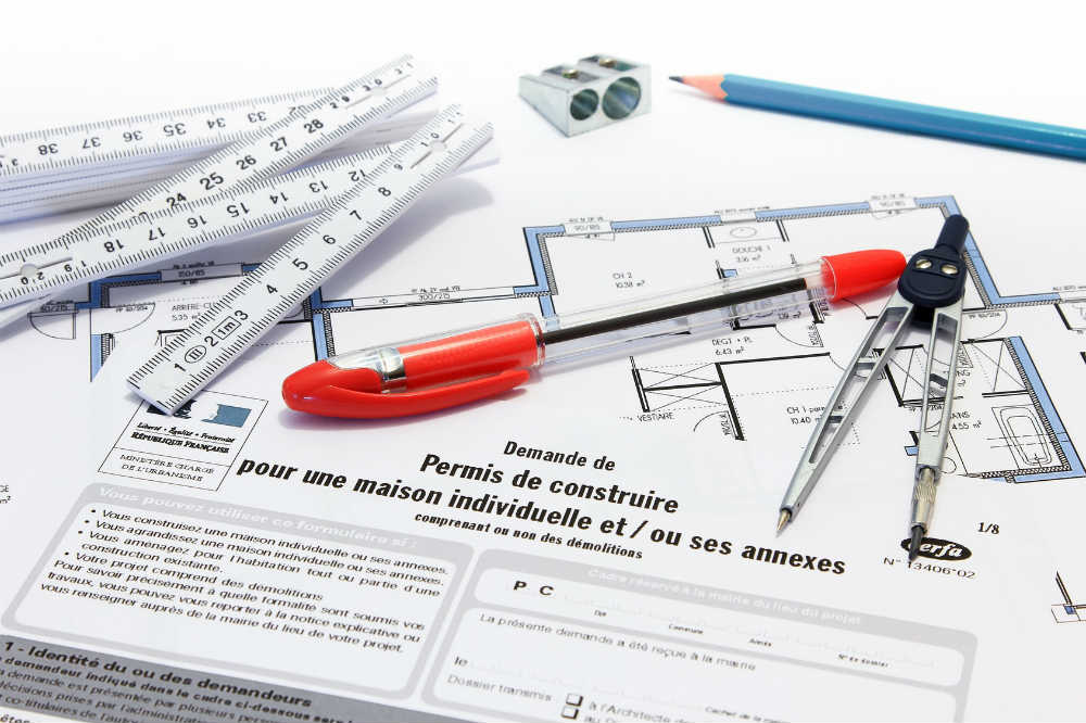 Comment faire une demande de permis de construire for Quelle surface pour un permis de construire