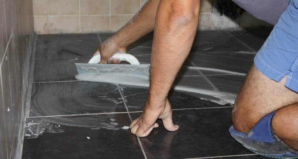 Blanchir Joint Carrelage Mural.Refaire Son Joint De Carrelage