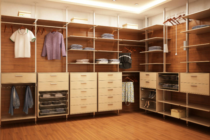 Faire un dressing sous pente - Photo dressing sous pente ...