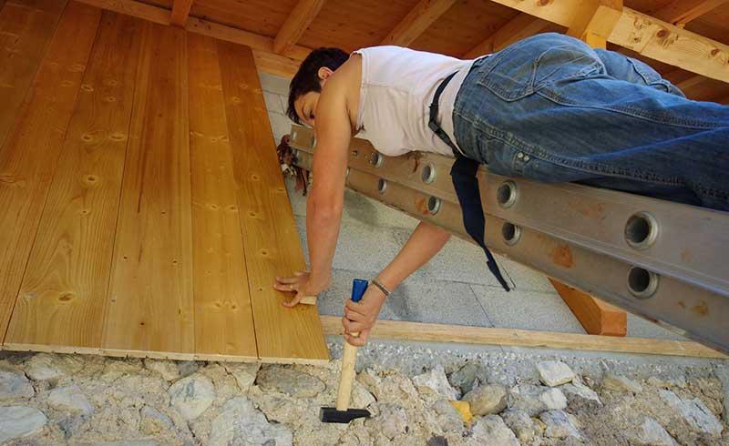 faire bardage bois maison