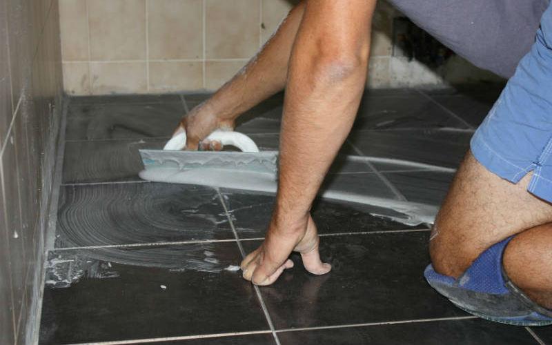 Plancher de cuisine recouvrir sol carrelage cuisine - Recouvrir du carrelage au sol ...