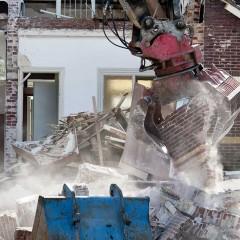 Coût de démolition maison