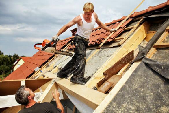 prix rénovation toiture
