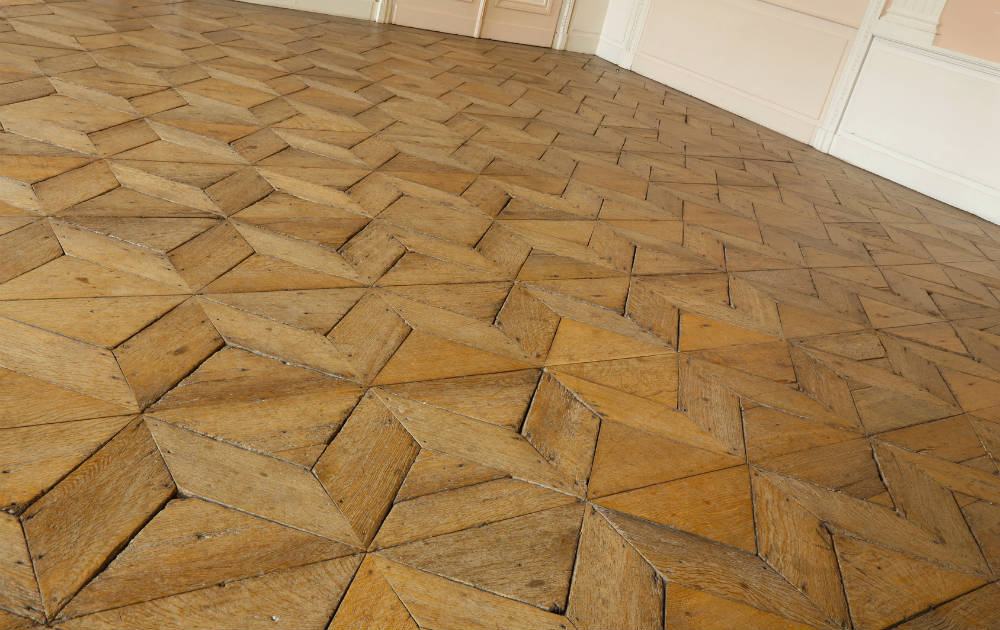 pose du parquet massif With parquet massif pose