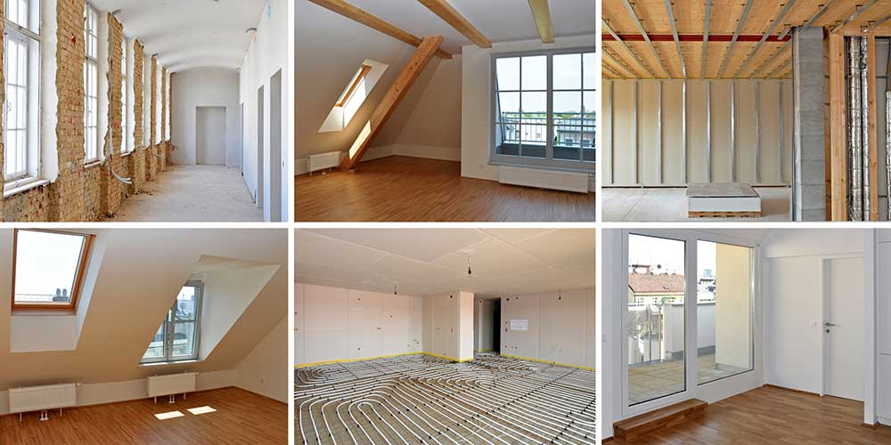 renovation appartement 75m2
