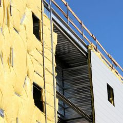 Isoler les façades de sa maison