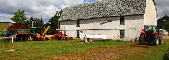 Rénovation d'une grange en habitation