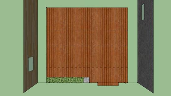 Calepinage terrasse bois for Logiciel creation terrasse