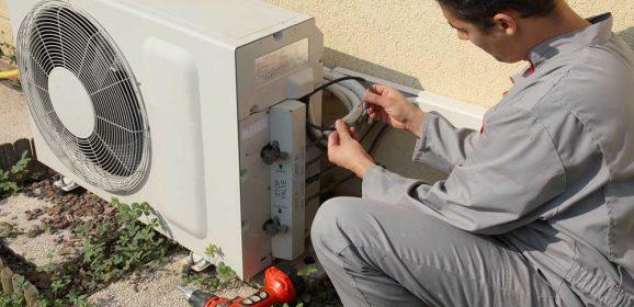 Entretien d'une pompe à chaleur