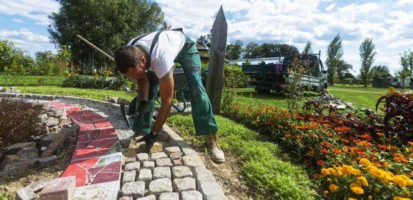 Jardin et paysagisme travaux bricolage for Amenager un jardin paysager