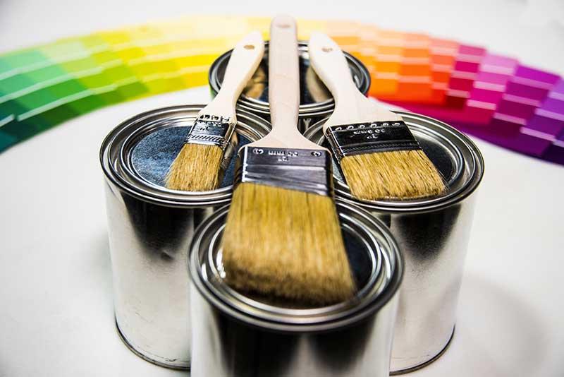 Choisir sa peinture int rieure for Peinture satinee ou brillante