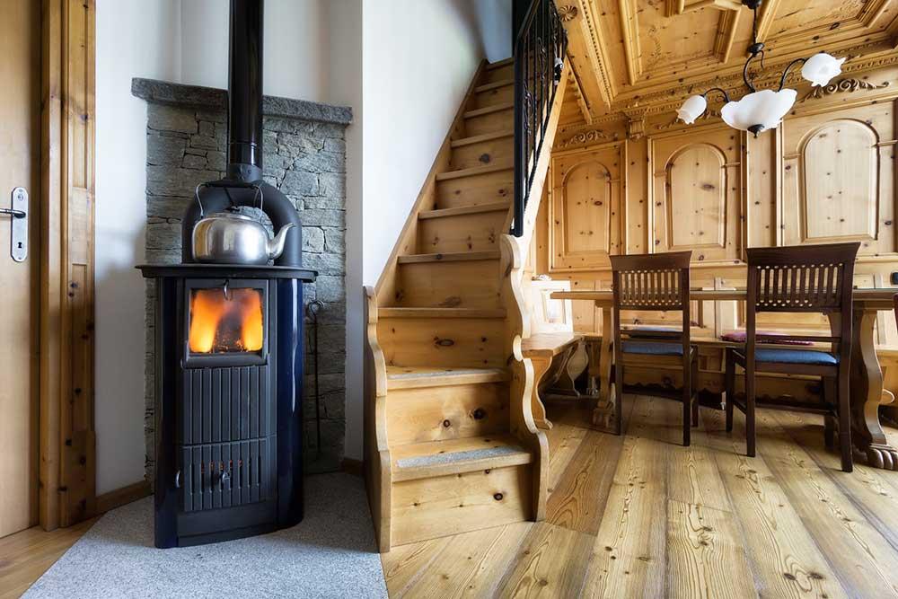 La maison du chauffage au bois les bonnes pratiques du for Chauffage piscine au bois fait maison
