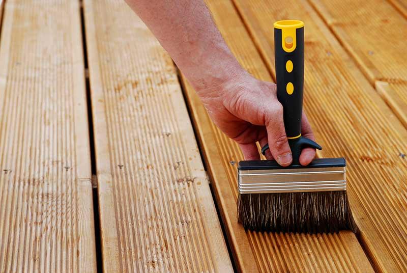 comment entretenir terrasse bois