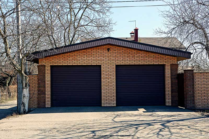 Construire Garage Double 40m2