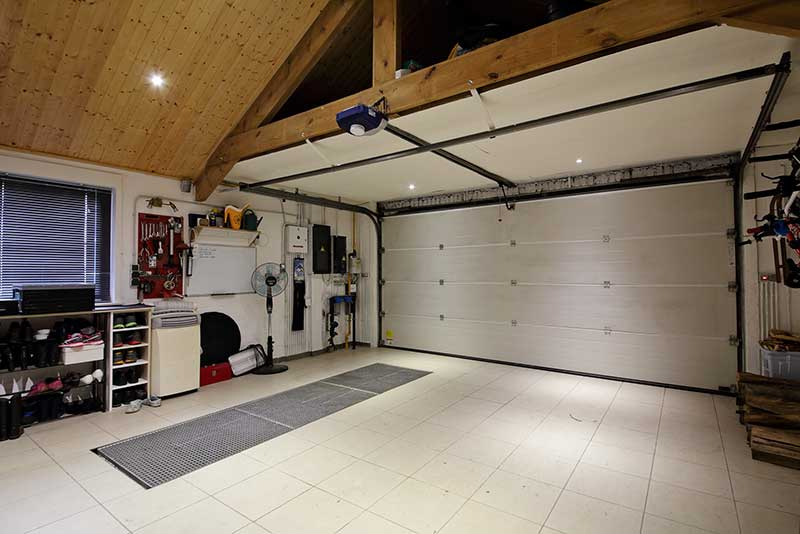 Prix d un garage double - Amenager son garage en studio ...
