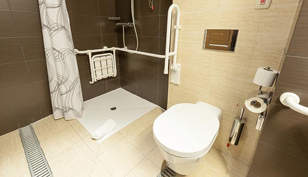 carrelage salle de bain antiderapant