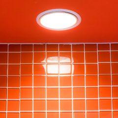 Éclairage pour plafond tendu