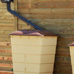 Récupération d'eau de pluie : la bonne idée !