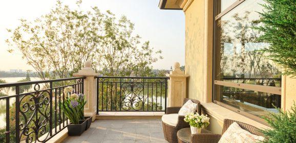 Comment nettoyer un balcon?