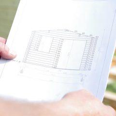 Choisir le revêtement de toiture pour l'abri de jardin