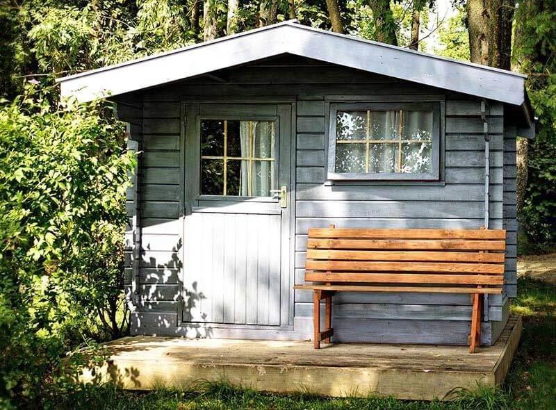R glementation d 39 un abri de jardin - Construire un abri de jardin sans permis ...