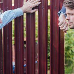 Problème de voisinage: gérer un conflit avec ses voisins