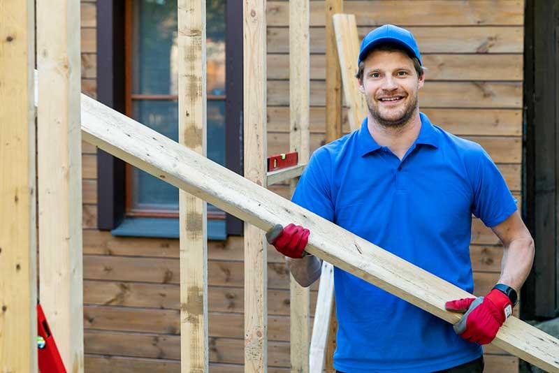 Prix d un chalet en bois for Construction prix au m2