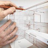 Norme électrique d'une salle de bains : NF C 15-100