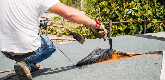 Faire l'étanchéité d'une terrasse