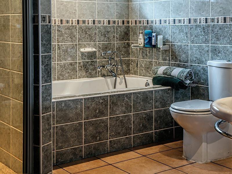 sol etanche pour salle de bain