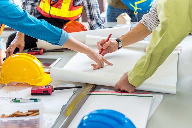 planifier ordre travaux rénovation