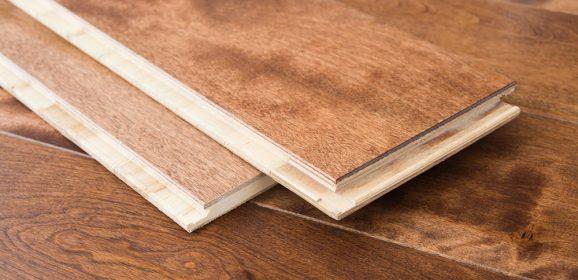 Poser un revêtement au sol sur un plancher en bois