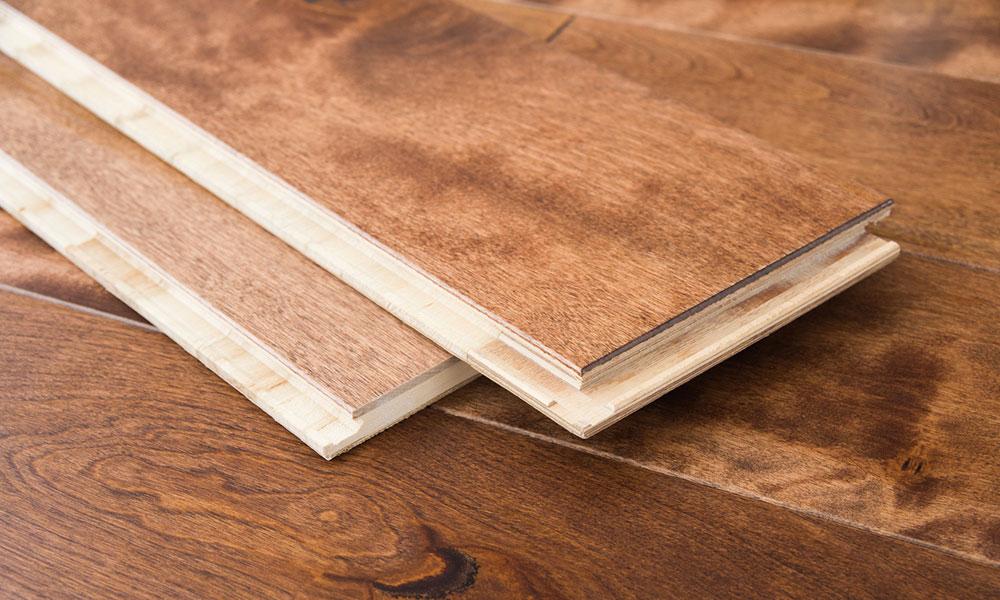 poser un rev tement au sol sur un plancher en bois. Black Bedroom Furniture Sets. Home Design Ideas