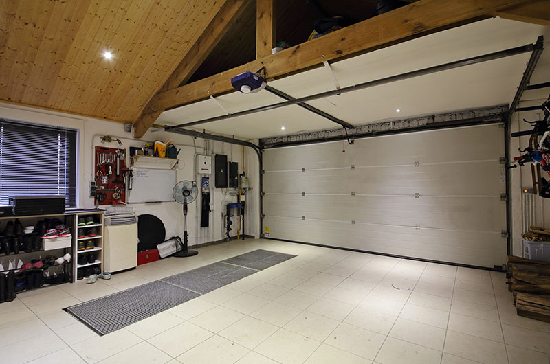 dimension ideale garage 2 voitures