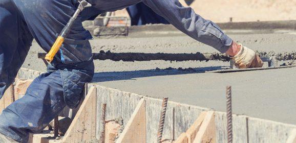 Faire une semelle de fondation : filante et isolée