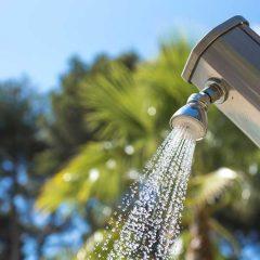 Prix d'une douche extérieure