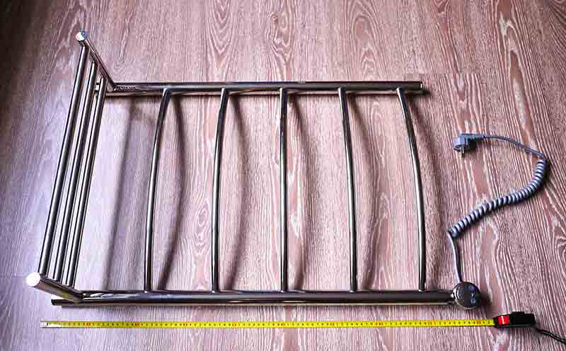 brancher seche serviette electrique